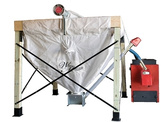 Woodmaster 6 X 6 X 6 Flexilo Bag Kit 2 Ton