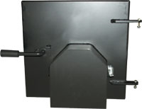 Woodmaster 4400 Fire Box Door Replacement Parts