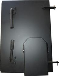 Woodmaster 6500 Right Fire Box Door Replacement
